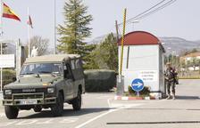 Más de 70 confinados al estar en contacto con contagiados en la academia militar de Talarn