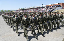 Un juzgado militar investiga un supuesto tráfico de drogas en la academia de Talarn
