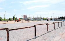 Obre el primer parc d'autocaravanes del Pla d'Urgell