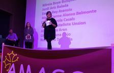 Amassa mostra les seues llistes amb Mireia Boya per al Conselh
