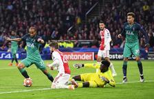 Lucas Moura condueix el Tottenham a la primera final de la seua història