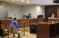 Accepta tres anys de presó per traficar amb cocaïna a Balaguer