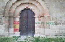 Pintades ultres al monestir de les Franqueses de Balaguer