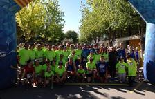 La 2a Cursa Solidària amb els malalts de càncer de Mollerussa reuneix prop de 700 participants
