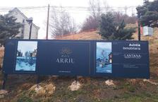 La construcción repunta de nuevo cerca de la estación de esquí de Baqueira tras años de parón