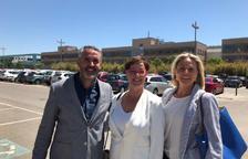 Ribes visita Gardeny per donar suport a empreses i autònoms