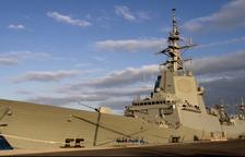 Espanya retira una fragata del grup de combat dels EUA d'Orient