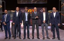 El substitut de Puigdemont deixa el debat de TV3 de les europees