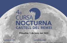 Arriba una nova edició de la Cursa Nocturna del Castell del Remei