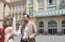 Palau veu clau el pla de l'estació per revitalitzar la zona