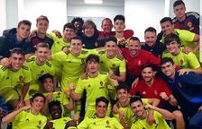 Andreu Torres guanya la Copa de Campions amb el Saragossa