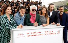 Almodóvar, favorit per guanyar la Palma d'Or al festival de Canes