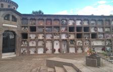 El cementiri de Lleida, sense nínxols nous i amb només setanta de 'segona mà'