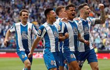 L'Espanyol entra a Europa i el Girona baixa