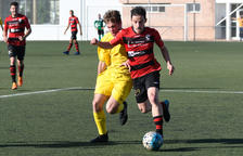 Derbi sense gols a Almacelles