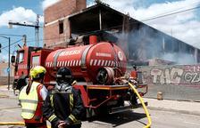 La dona morta en un incendi a Eivissa havia estat encadenada