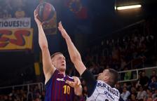 El Barcelona derrota el Gipuzkoa i continua aspirant a ser primer