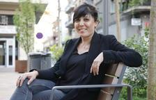 Rosa Peñafiel: «Vull una Lleida feminista que deixi d'estar segrestada pel PSC»