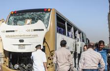 Varios heridos en un ataque a turistas en Giza