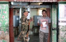 Els sondejos pronostiquen la victòria governamental a l'Índia
