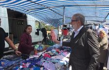 Larrosa aposta per una xarxa de rodalies a Lleida
