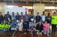 Futbol sala social amb més de 120 participants