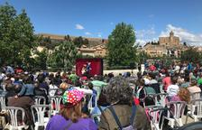 L'Assolellats de Balaguer fa parada al parc dels Països Catalans