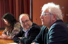 """Iceta, a Balaguer: """"Recolzarem el que Batet decideixi sobre els presos"""""""