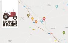 RUTA | Benvinguts a Pagès viatja a Almacelles!