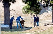 La roba del cadàver del Prat coincideix amb la de Janet Jumillas