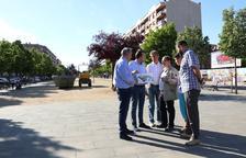 Palau projecta un geriàtric per a Pardinyes