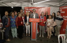 """Larrosa assumeix el pas a l'oposició i diu que l'exercirà amb """"contundència"""""""