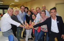 Marc Solsona assoleix la tercera majoria absoluta