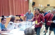 ERC gana en Alcarràs pero queda a un edil de JxCat