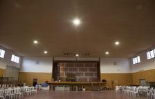 Preixana mejora la eficiencia energética del pabellón aislando techo y paredes