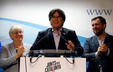 """Puigdemont: """"El 2 de juliol em veig assegut al Parlament Europeu"""""""