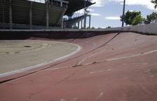Quants costa condicionar la pista al velòdrom de Lleida?