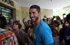 Ramos demana la carta de llibertat al Madrid per jugar a la Lliga xinesa