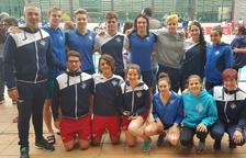 L'equip del CN Lleida, setè a la Copa Absoluta de natació