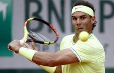 Nadal inicia Roland Garros amb victòria