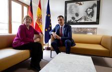 Pedro Sánchez advoca per un nou equilibri a la Unió Europea