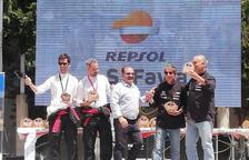 Un equip lleidatà, desè a Jaén