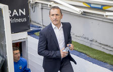 Joan Carles Oliva ya no es entrenador del Lleida Esportiu