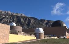 VÍDEO. El Parc Astronòmic del Montsec acull la 10ª edició del cicle Música Sota les Estrelles