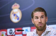 """Ramos: """"No me'n vaig, vull retirar-me al Madrid i fins i tot jugaria gratis"""""""