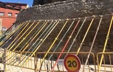 Comencen les obres d'adequació de la plaça de l'església de Sedó
