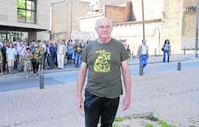 Denuncien a Saragossa una nova xarrada de Josep Pàmies