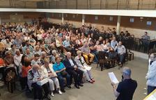 L'Albagés rinde homenaje a represaliados del franquismo