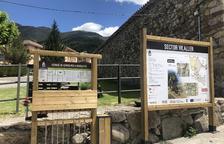 Finalizan el centro BTT de la Alta Ribagorça