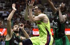 El Barça se impone en el Olímpic y accede a semifinales de la ACB